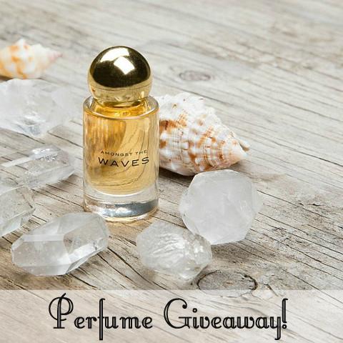 perfume giveaway